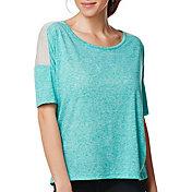 Shape Active Women's Cap Sleeve Boxy T-Shirt