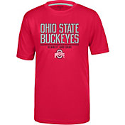 Scarlet & Gray Youth Ohio State Buckeyes Scarlet Vital T-Shirt