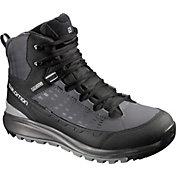 Salomon Men's Kaipo Mid CS Waterproof Winter Boots