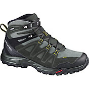 Salomon Men's Eskape Mid Leather GORE-TEX Hiking Shoes