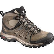 Salomon Men's Evasion Mid GTX Waterproof Hiking Shoes