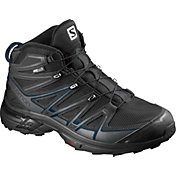 Salomon Men's X-Chase Mid CS Waterproof Hiking Boots