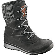 Salomon Women's Hime Mid LTR CS Waterproof Winter Boots