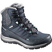 Salomon Women's Kaina Mid CS Waterproof 2 Winter Boots