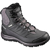Salomon Women's Kaina Mid CS Waterproof 2 Winter Boots