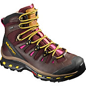 Salomon Women's Quest Origins 2 GTX Waterproof Hiking Shoes