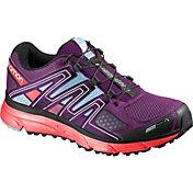 Salomon Women's X-Mission 3 CS Waterproof Trail Running Shoes