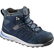 Salomon Kids' Jr. Utility TS CS Waterproof Winter Boots