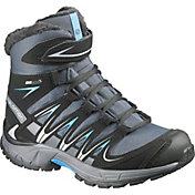 Salomon Kids' Jr. XA Pro 3D CS Insulated Waterproof Winter Boots