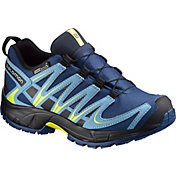 Salomon Youth XA Pro 3D K Waterproof Trail Running Shoes