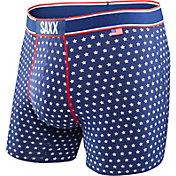 SAXX Underwear Men's Vibe 4'' Boxer Briefs