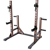 SteelBody Squat Rack