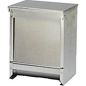 Scott Pet Galvanized Metal Pet Feeder
