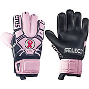 Pink Soccer Gear for Breast Cancer Awareness