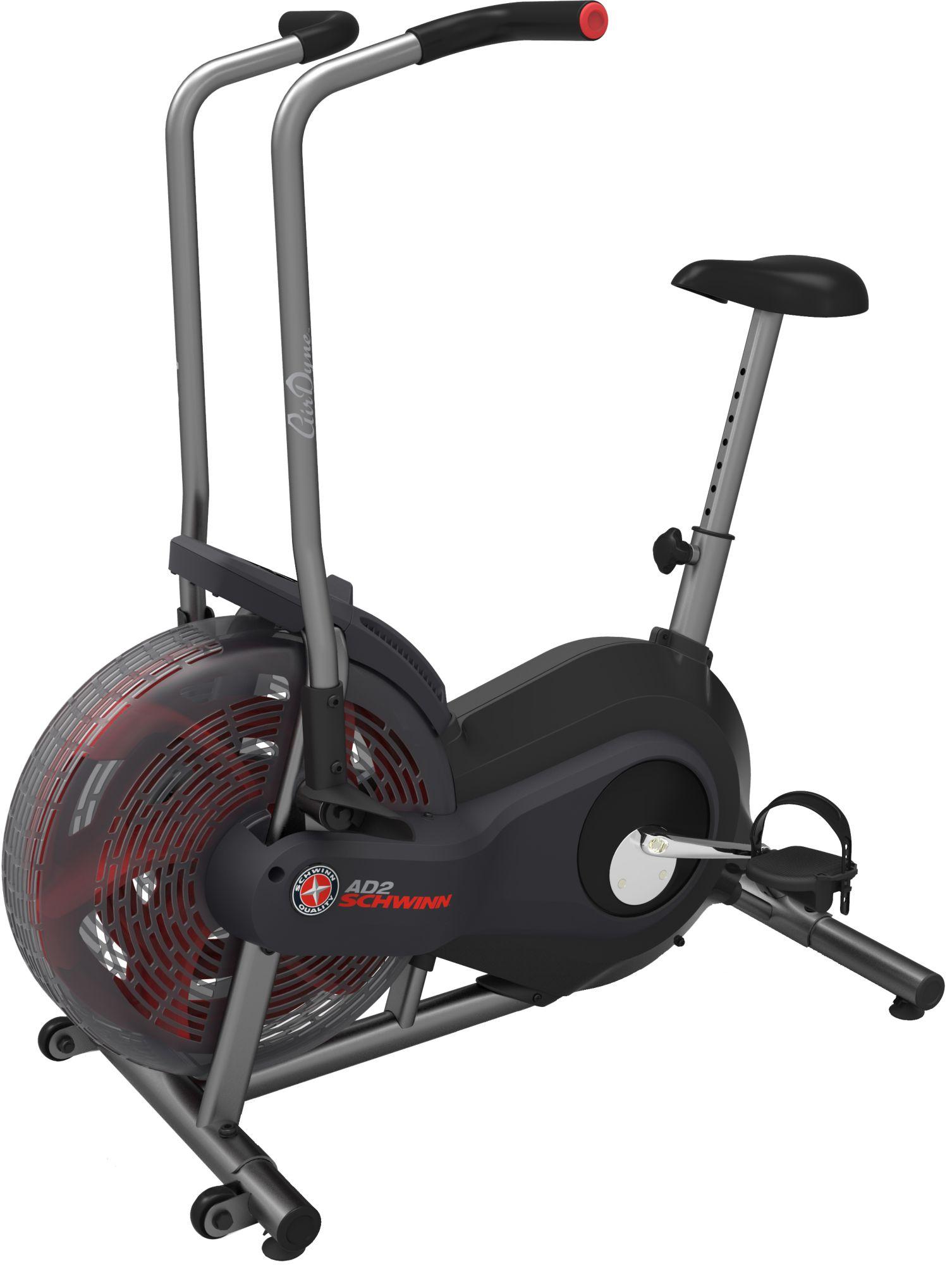 Schwinn Airdyne Ad2 Upright Exercise Bike Dick S Sporting Goods