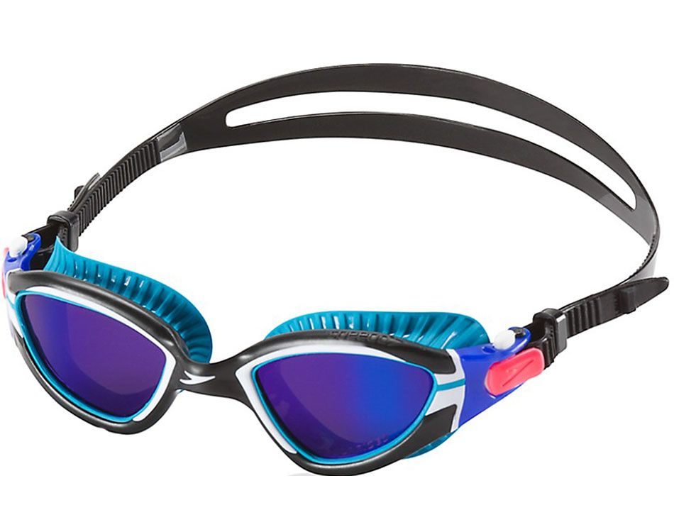 swimming goggles that fit over glasses qgb3  Product Image Speedo MDR 24 Polarized Swim Goggles