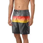 Speedo Men's Etched Island E-Board Shorts