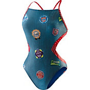 Speedo Women's Patch It Up Swimsuit