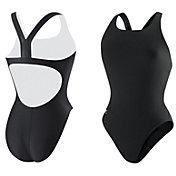 Speedo Women's Solid Super Pro Back Endurance+ Tank Swimsuit