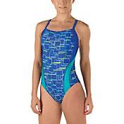 Speedo Women's Color Circuit Fly Back Swimsuit