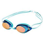 Speedo Women's Vanquisher 2.0 Mirrored Swim Goggles