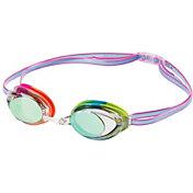 Speedo Jr. Vanquisher 2.0 Mirrored Swim Goggles