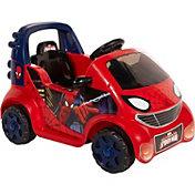 Spiderman Boys' 6V Electric Ride-On Car