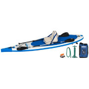 Sea Eagle NeedleNose 116 Stand-Up Paddle Board Deluxe Package