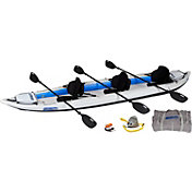 Sea Eagle 465 Fast Track Pro Tandem Kayak Package