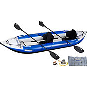 Sea Eagle 380 Explorer Pro Tandem Kayak Package