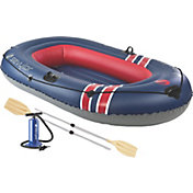 Sevylor Super Caravelle 300 Berkley Combo 3-Person Inflatable Boat