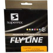 Superfly Premium Performance Floating Fly Line