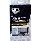 Stiga Master Series Tournament Table Tennis Clipper Net and Post Set