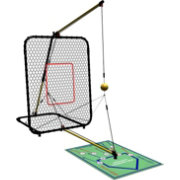 SwingAway Jennie Finch Gold Medal Edition Fastpitch Hitting Trainer