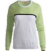 Sport Haley Women's Bonita Colorblock Golf Sweater