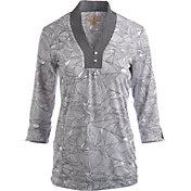 Sport Haley Women's Mirabel Three-Quarter Sleeve Golf Shirt