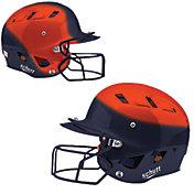 Schutt AiR 4.2 Custom Batting Helmet w/ Facemask