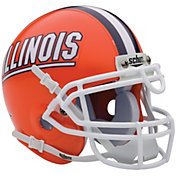 Schutt Illinois Fighting Illini Authentic Mini Football Helmet