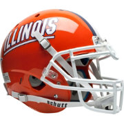 Schutt Illinois Fighting Illini XP Authentic Football Helmet