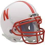 Schutt Nebraska Cornhuskers Mini Authentic Football Helmet