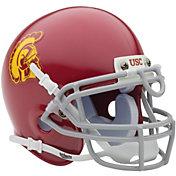 Schutt USC Trojans Mini Authentic Football Helmet