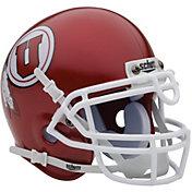 Schutt Utah Utes Authentic Mini Football Helmet