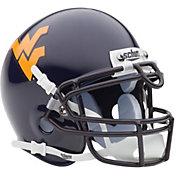 Schutt West Virginia Mountaineers Mini Authentic Football Helmet