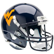 Schutt West Virginia Mountaineers XP Replica Football Helmet