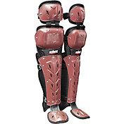 Schutt Air Maxx Scorpion Double Knee Catcher's Leg Guards