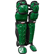 Schutt Air Maxx Scorpion Triple Knee Catcher's Leg Guards