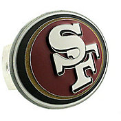 Siskiyou Gifts San Francisco 49ers Hitch Cover