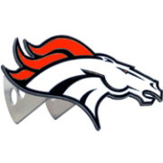 Siskiyou Gifts Denver Broncos Hitch Cover