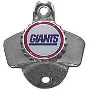 New York Giants Wall Mount Bottle Opener