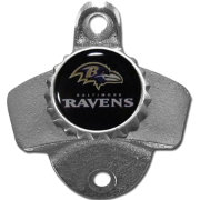 Baltimore Ravens Wall Mount Bottle Opener